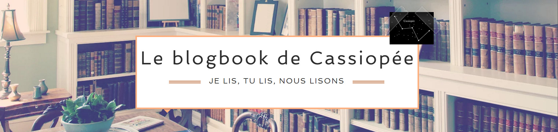 Le blogbook de Cassiopée