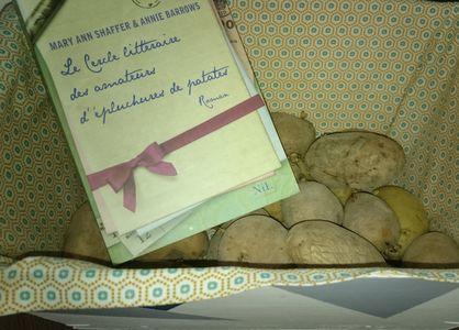 Cercle littéraire des amateurs d'épluchures de patates